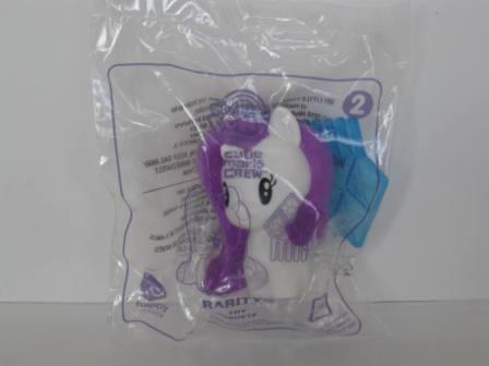2018 McDonalds - #2 Rarity - My Little Pony